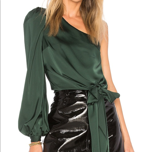 Lovers + Friends Kendall Blouse